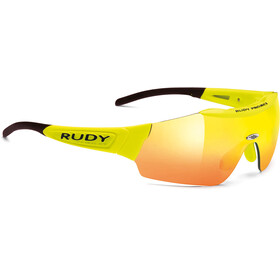 Rudy Project Ergomask Glasses, racing pro-yellow fluo/multilaser orange